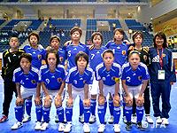 【第2回アジア・インドアゲームズ マカオ2007】フットサル日本女子代表、接戦の末にタイを振り切る!