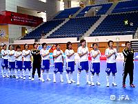 【第2回アジア・インドアゲームズ マカオ2007】フットサル日本女子代表、3戦全勝で決勝ラウンド進出!