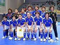 【第2回アジア・インドアゲームズ マカオ2007】フットサル日本女子代表、PK戦でタイを破り初優勝!