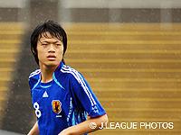 U-17日本代表候補トレーニングキャンプ(7/17〜20)畑尾大翔選手を追加招集