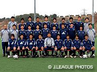 U-15日本代表候補トレーニングキャンプ(12/10〜15)