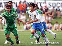 【第12回国際ユースサッカーIN新潟】U-17日本代表、イラク、新潟選抜、コスタリカに快勝し優勝!