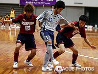 【全日本大学フットサル大会2008】大学フットサル日本一を懸けて、16チームが大阪で激突!(組み合わせ決定)