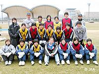 スーパー少女プロジェクト セレクションキャンプ(11/22〜24)メンバー