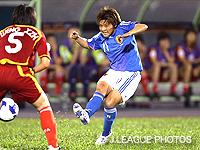 【AFC女子アジアカップ ベトナム2008】なでしこジャパン、中国女子代表に逆転で敗れる