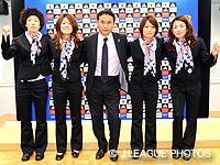 【第29回オリンピック競技大会(2008/北京)】なでしこジャパン[日本女子代表チーム]メンバー