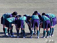 【第17回全日本高等学校女子サッカー選手権大会】準々決勝で8校が激突!いよいよベスト4が出揃う[7/30開催分試合結果]