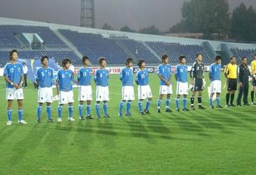 AFC U-16選手権 チームレポート2...