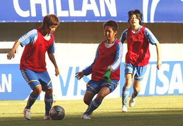 U-20女子ワールドカップ チーム...
