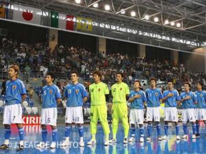 2009-09-23)国際親善試合 フット...