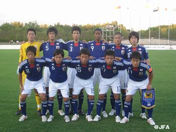 2010-08-06)U-16日本代表 豊田国...