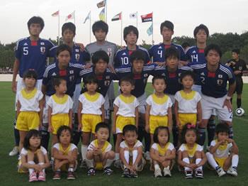 2010-08-07)U-16日本代表 豊田国...