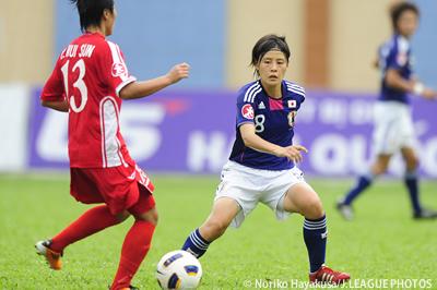 2011-10-14)AFC U-19女子選手権...
