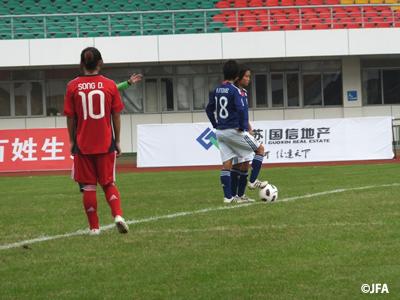 2011-11-07)AFC U-16女子選手権...