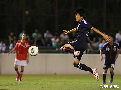 2013-08-09)U-16日本代表/豊田...