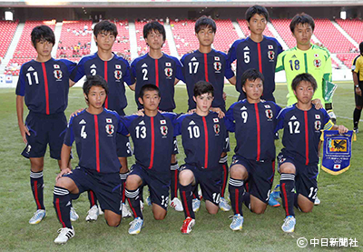 2013-08-12)U-16日本代表/豊田...